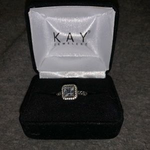 Kay sterling ring